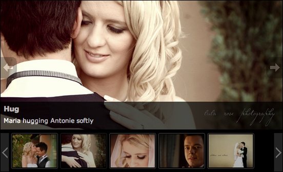 Slideshow Gallery Feature content in a JavaScript powered slideshow gallery showcase.