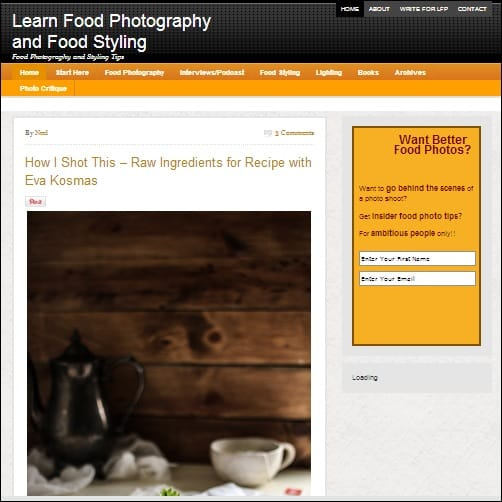 learnfoodphotography