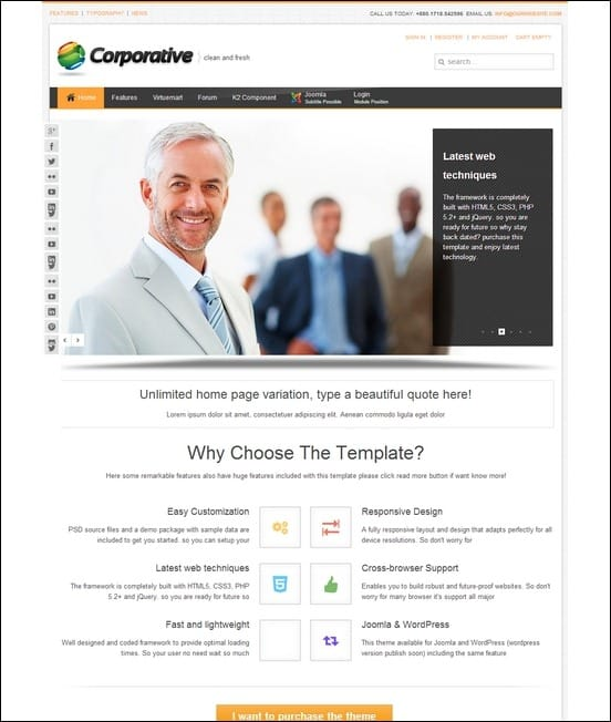Corporate-Responsive-Joomla-Template