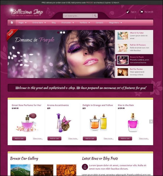 bellissima-responsive-woocommerce-template