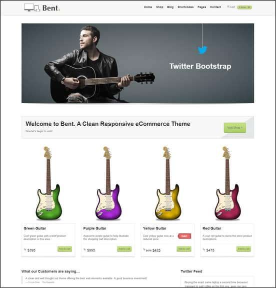 bent-responsive-wordpress-ecommerce