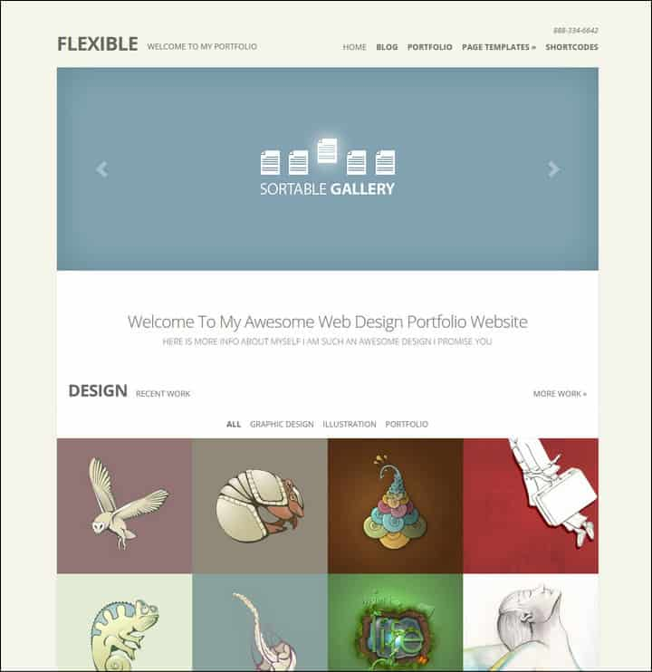 flexible-awesome-web-design-portfolio-website-theme