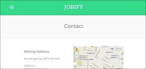 Jobify – A Clean and Modern Job Board Theme for WordPress