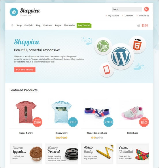 shoppica-responsive-ecommerce-wordpress-theme