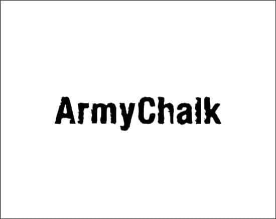 ArmyChalkFont
