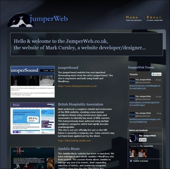 Jumper-Web