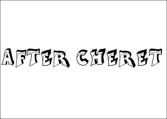AfterCheretFont