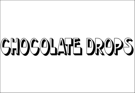 ChocolateDropsFont