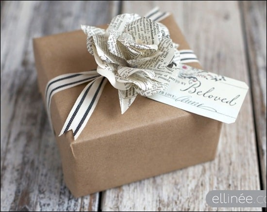 GiftTopper&GiftTag