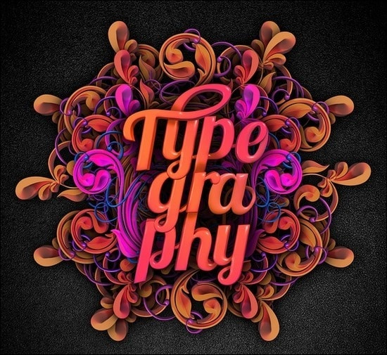 Typegraphy