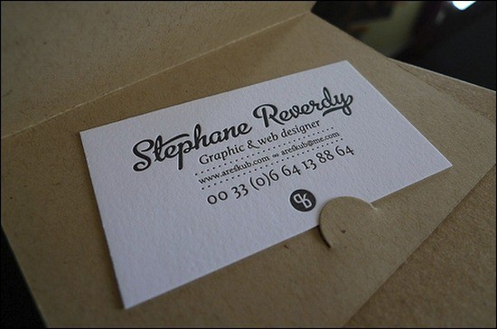45 brilliant letterpress business cards letterpress business card more info colourmoves