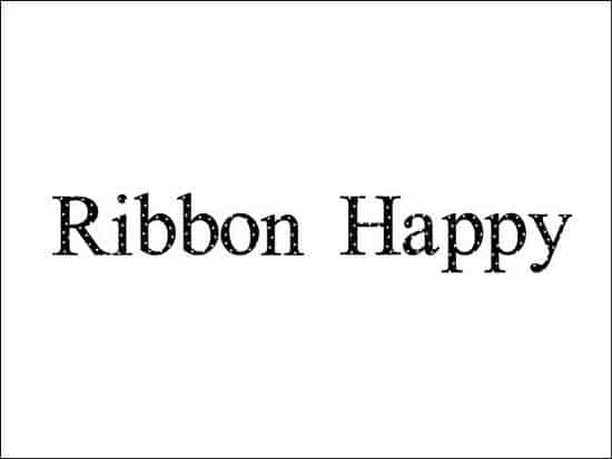 RibbonHappy