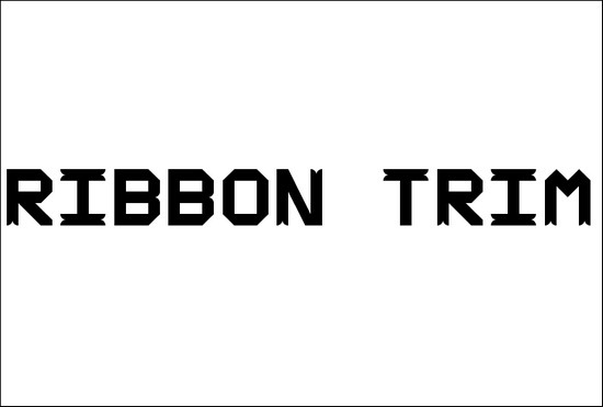 RibbonTrim