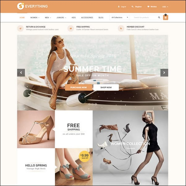 Everything Multipurpose Premium Responsive Theme