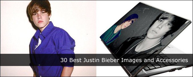 30 Cool Justin Bieber Pics and Accessories