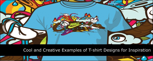 30 Cool and Creative Examples of T-shirt Designs for Inspiration