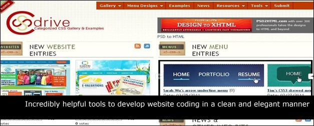 20 Useful Web Development Tools and Frameworks