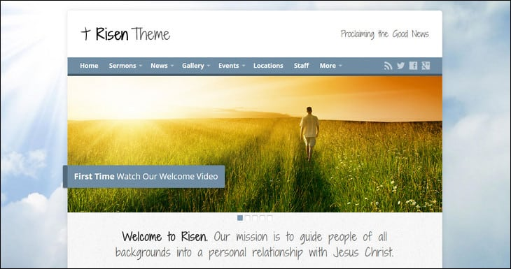 20+ Top Church WordPress Themes – Ideal for Religious Websites