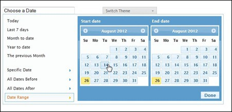 15+ Useful jQuery Datepicker Roundup