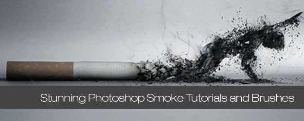 35+ Stunning Photoshop Smoke Effect Tutorials and Brushes