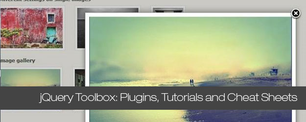 95+ Exceptionally Useful jQuery Plugins, Tutorials and Cheat Sheets