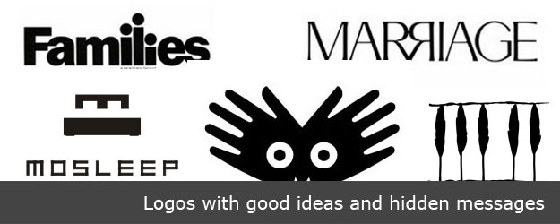 30+ Logos with good ideas and messages you may not see directly