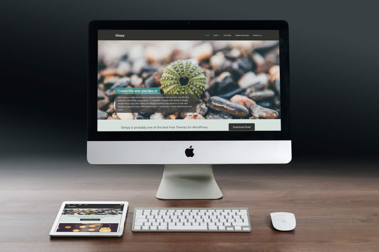 slimpy-flat-responsive-wordpress-theme