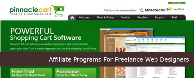 51 Affiliate Programs For Freelance Web Designers