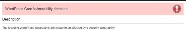 Update Your WordPress Today! A Core Vulnerability Has Been Found