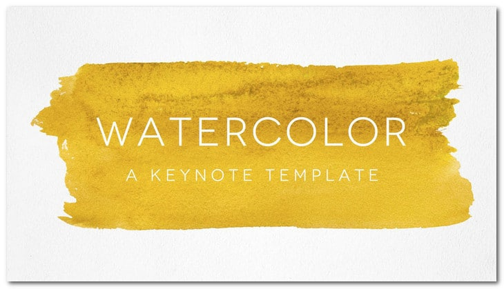 30+ Amazing Keynote Template Designs - Be More Successful In 2017!