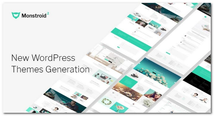 Monstroid 2 Review – Top Norch Multipurpose WordPress Theme 2017
