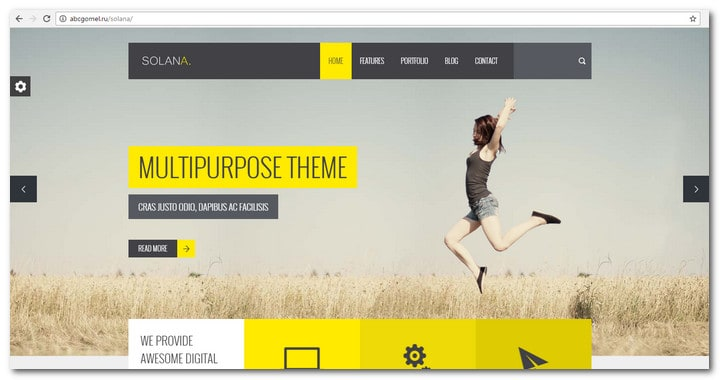Website Template Collections Archives Tripwire Magazine - Online magazine template