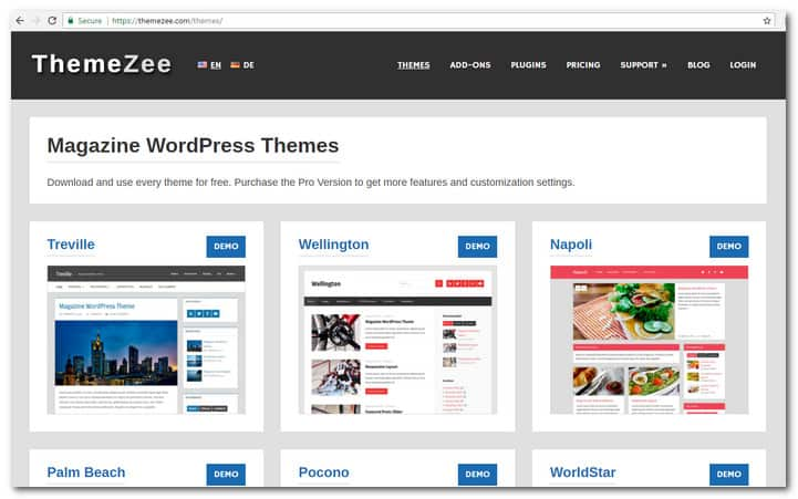 Top 100 Websites To Find The Best Free WordPress Themes in 2017