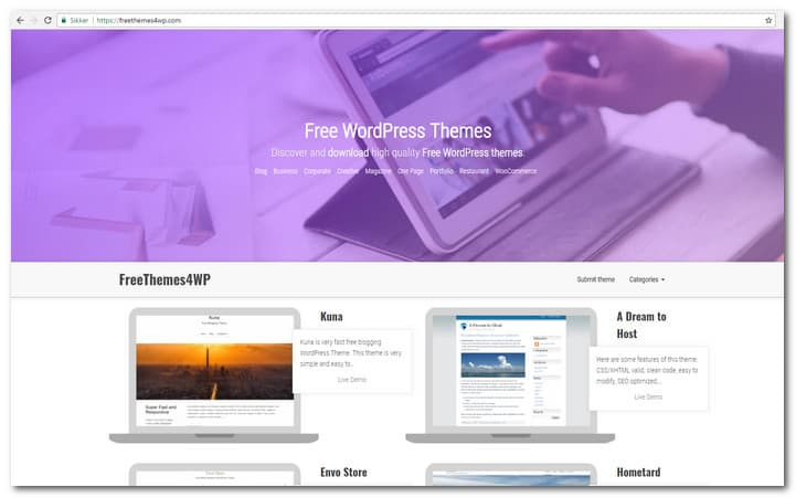 freethemes4wp