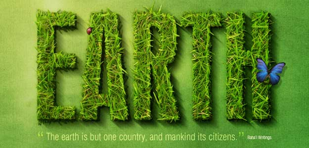 Create a Spectacular Grass Photoshop Text Effects