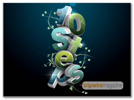 create-a-3d-flowery-text-effect