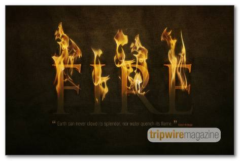 dramatic-text-on-fire-effect