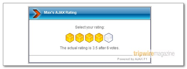 ajax-rating-system