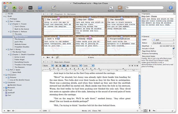 Fantastic Apps Made Especially for Writers