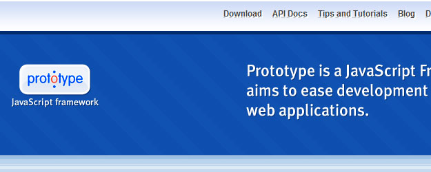 Prototype - Easy Ajax and DOM manipulation for dynamic web applications