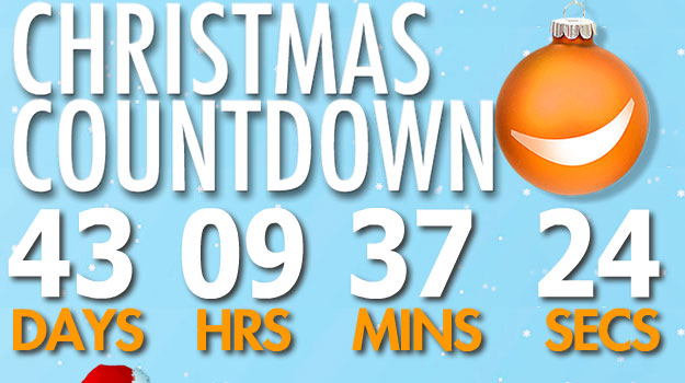 Your Christmas Countdown