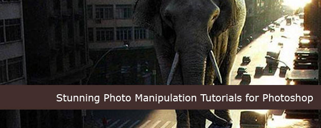 75+ Huge Compilation of Stunning Photo Manipulation Tutorials for Photoshop