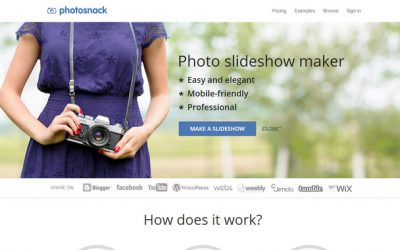 25+ Excellent Free Slideshow Solutions to Enhance Your Portfolio