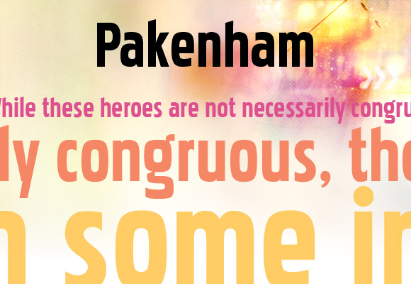 Pakenham Free Font