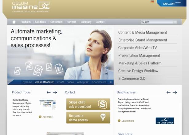 Celum - Digital Media Asset Management
