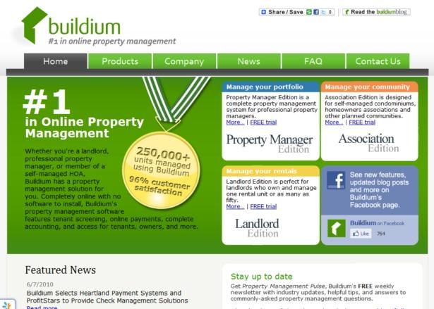 Buildium - Buildium Property Management Software