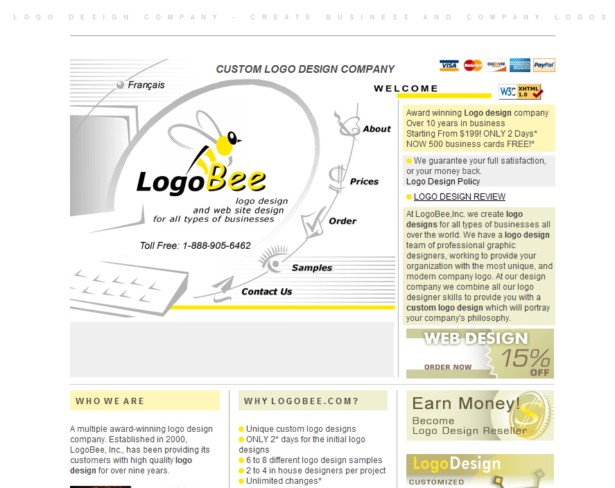 LogoBee - Create Business And Company Logo Designs