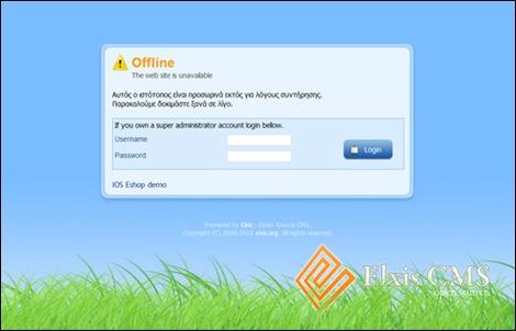 Systpl_offline_login