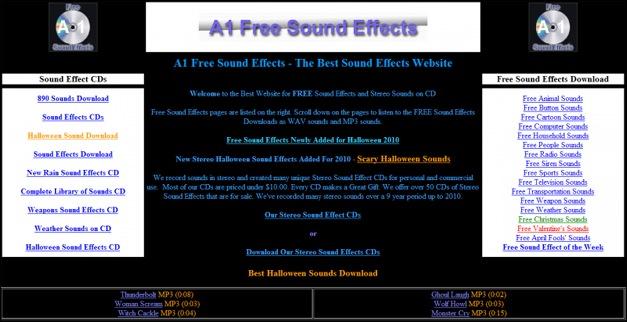A1 free sounds