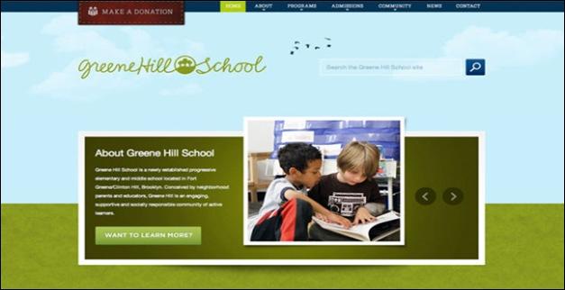Greene Hill School